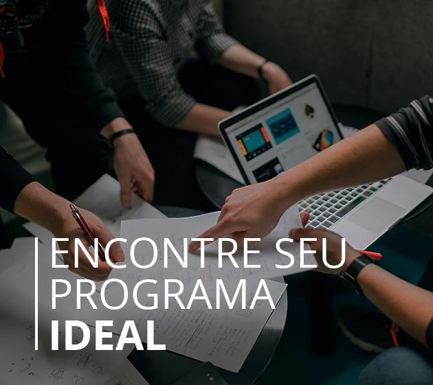 Encontre seu Programa Ideal